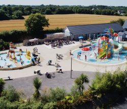Parc aquatique attraction Bretagne