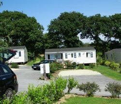 location mobil-home pacifique : camping près du parc les 3 récrés