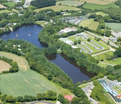 camping à proximité du parc d'attraction en Bretagne