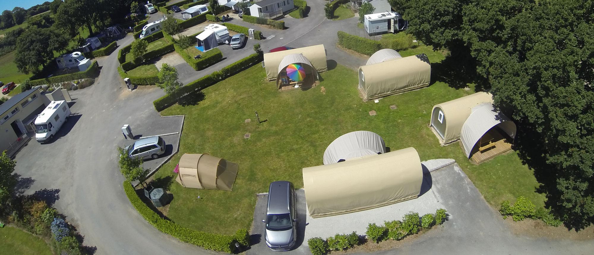 location coco sweet : camping près du parc les 3 récrés