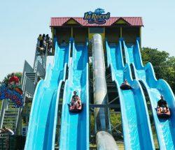 Parc d'attraction en Bretagne La récré