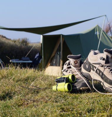 Clic and Camp, a tent ready and waiting for you! - Camping La Récré